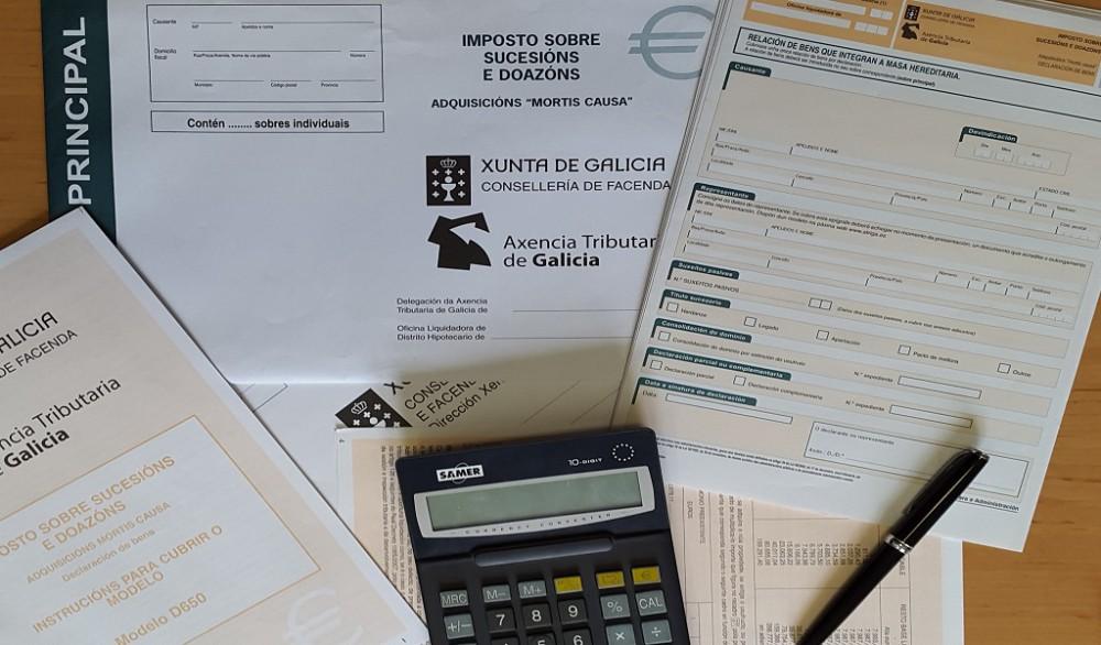 impuesto sucesiones y donaciones Galicia 2016